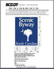 cover of the SCDOT Supplement to the MUTCD