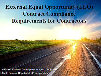 Image of the cover of EEO Contract Compliance Requirements brochure