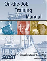 Cover of the OJT Manual