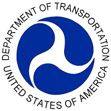 Logo for USA Dept of Transportation