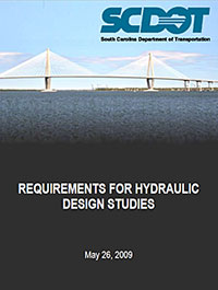 Hydraulic Design Studies manual cover