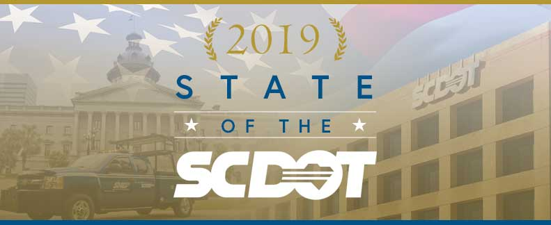 State of the SCDOT 2019