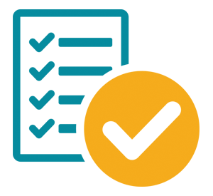 icon of a checklist