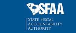 State Fiscal Accountability Aythority Logo